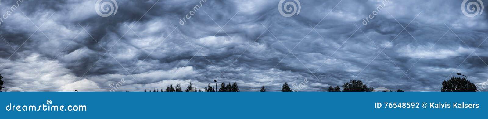 Babbling sky