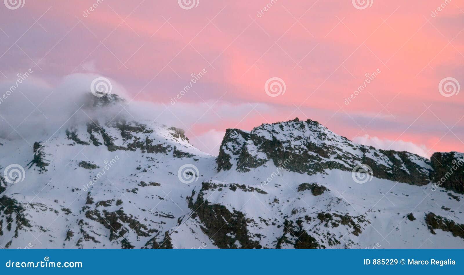 Babcia góry paradiso