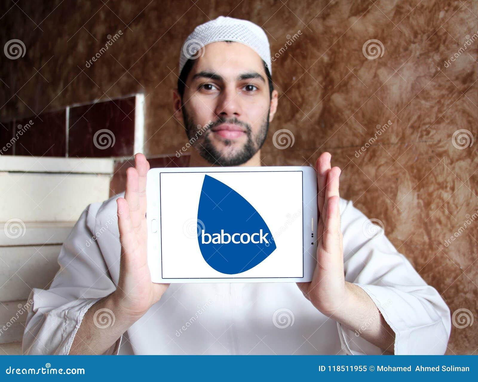 Babcock företagslogo