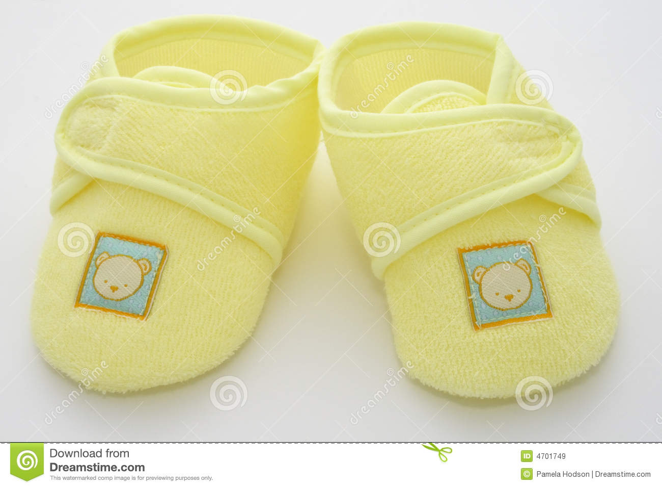 Babies First Shoes Royalty Free Stock Image