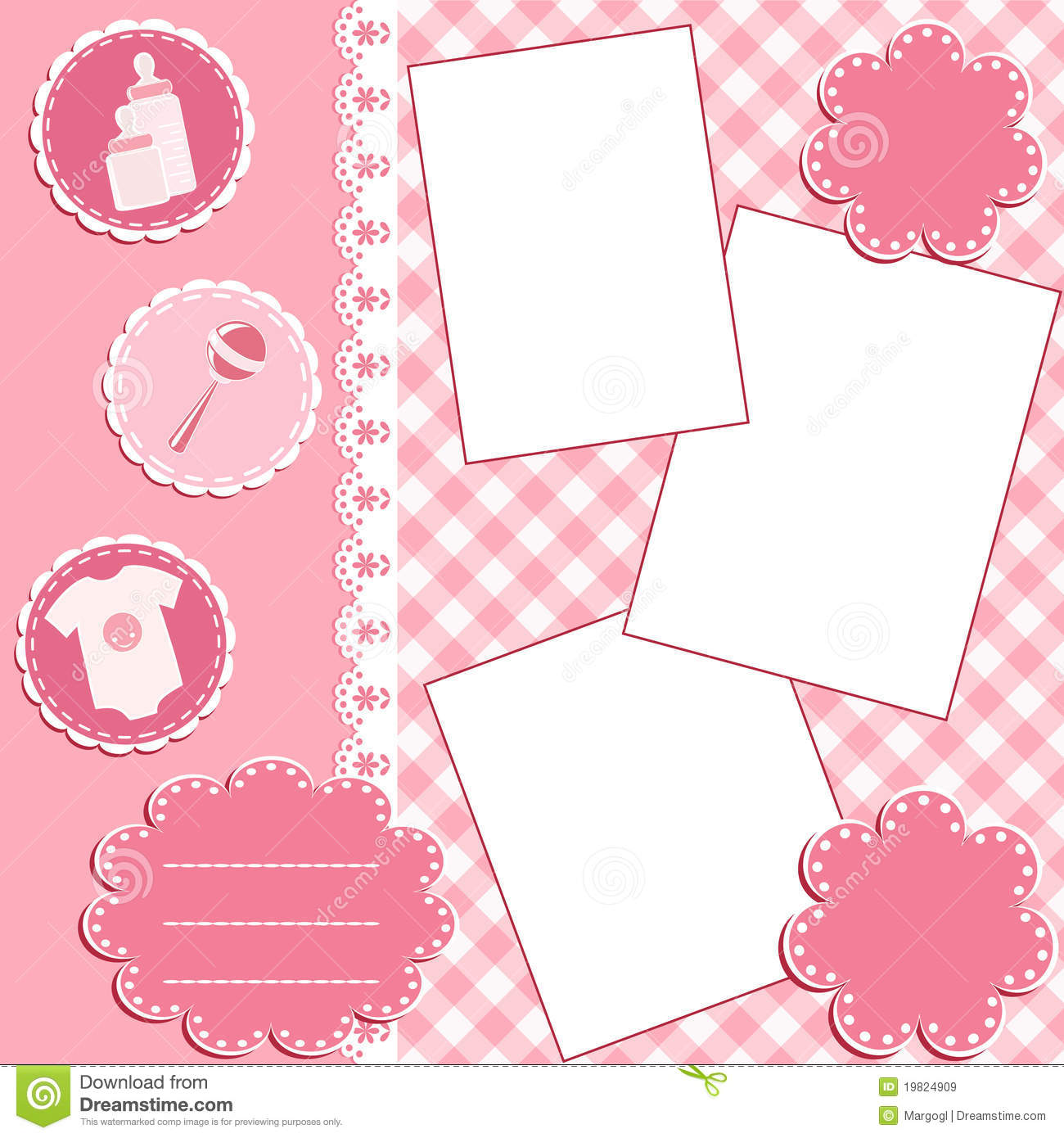 Baby Girl Shower Invitation with good invitations example