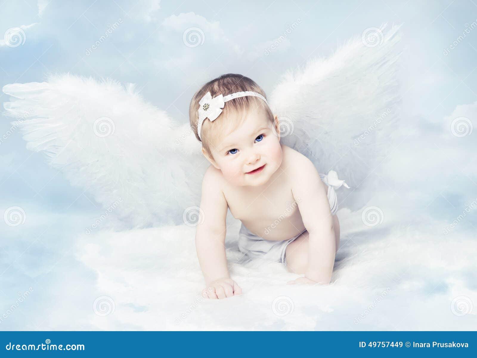 Дети и облака фото