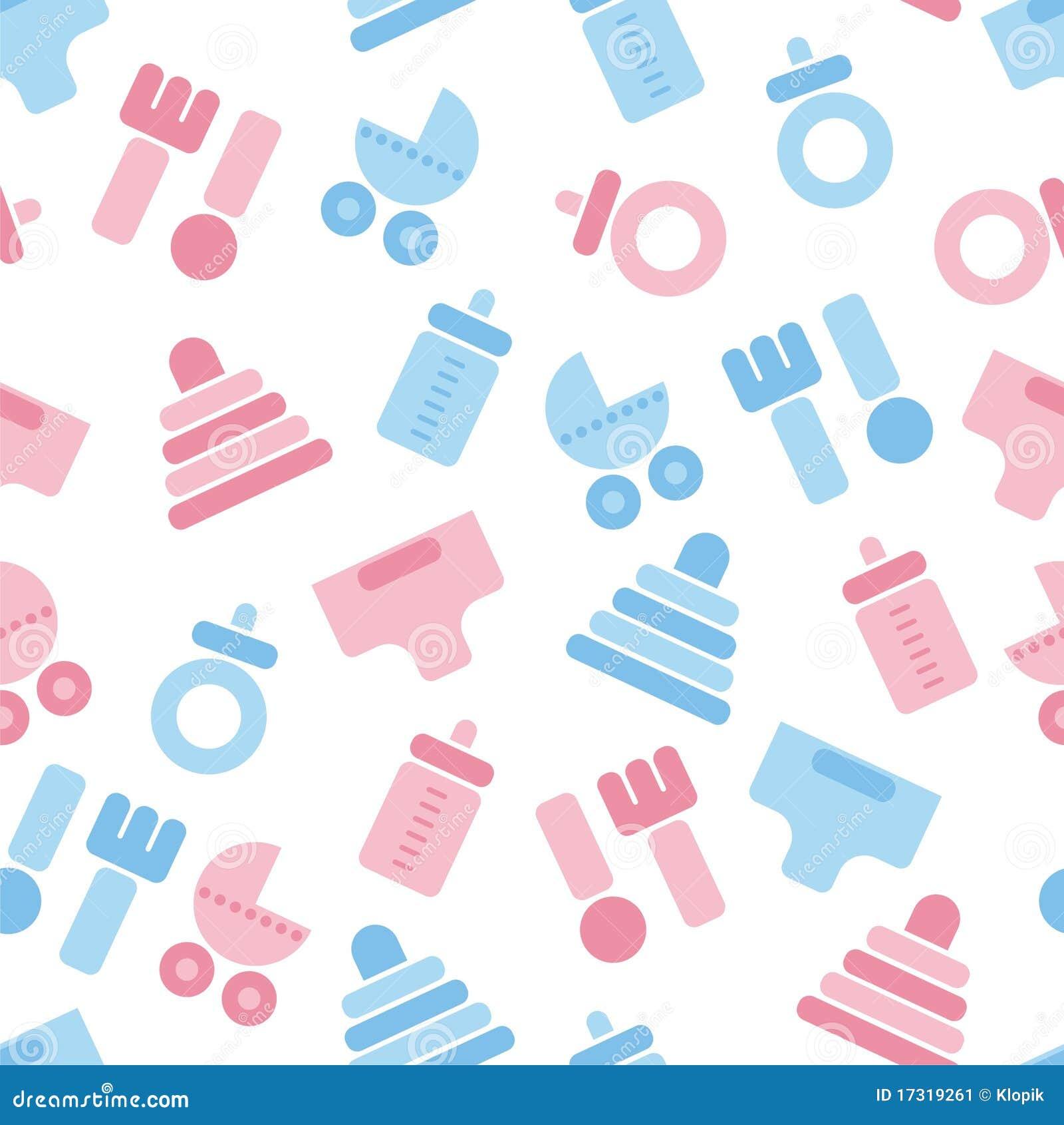 Baby Background Stock Image  Image: 17319261