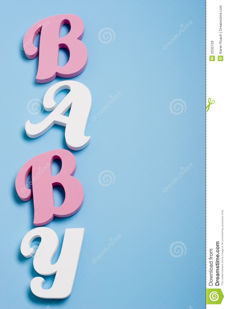 baby background stock image image of birth blue letters 2030729