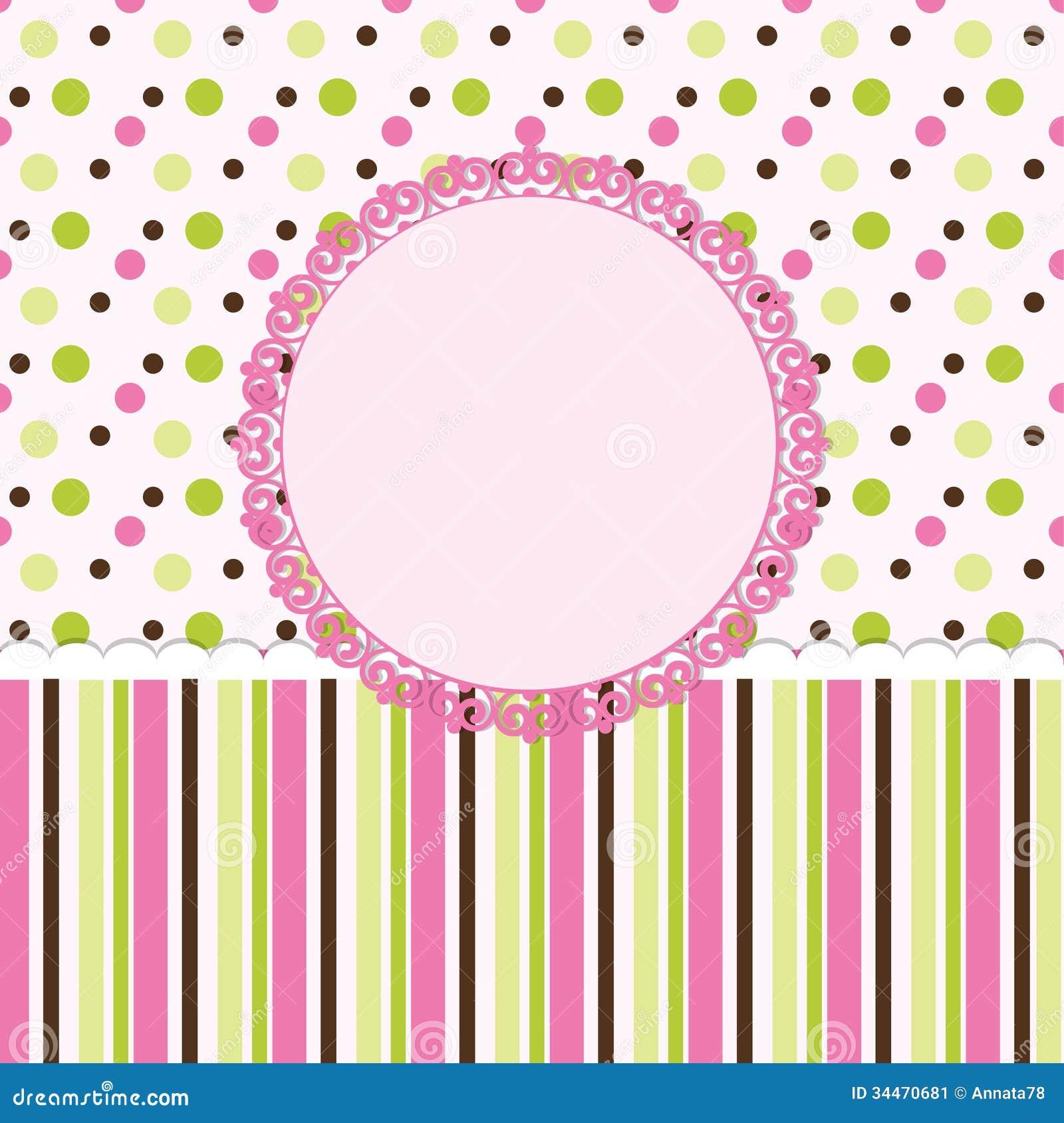 Baby Background Stock Image Image 34470681