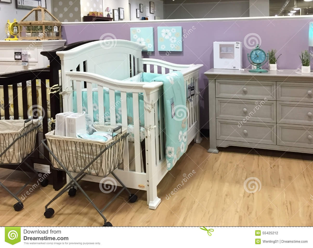 Selling Bedroom Furniture Baby Bedroom Furniture Selling Editorial Photography Image 55425212