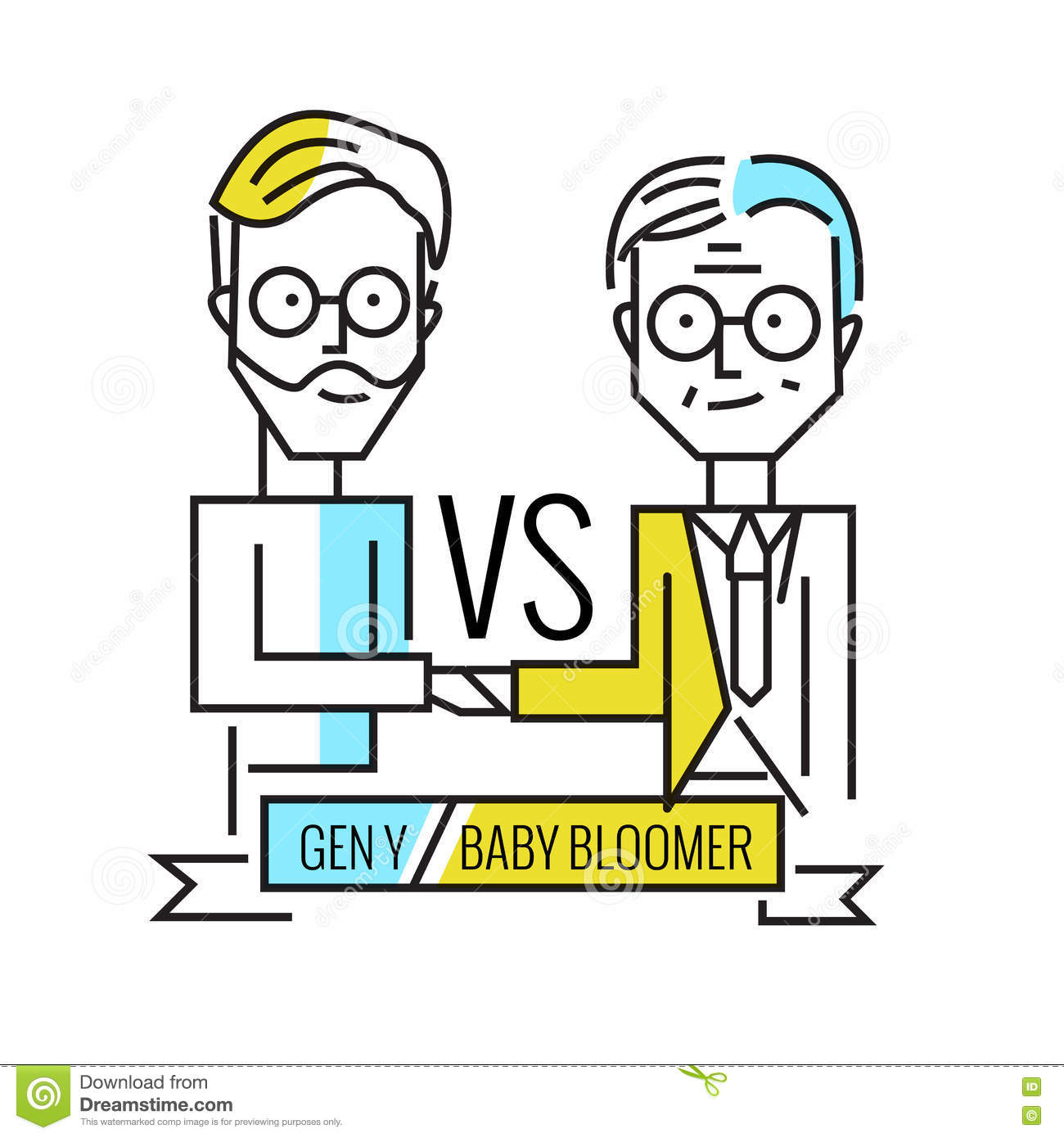 baby boomers vs generation y business human resource and teamwork baby boomers vs generation y business human resource and teamwork