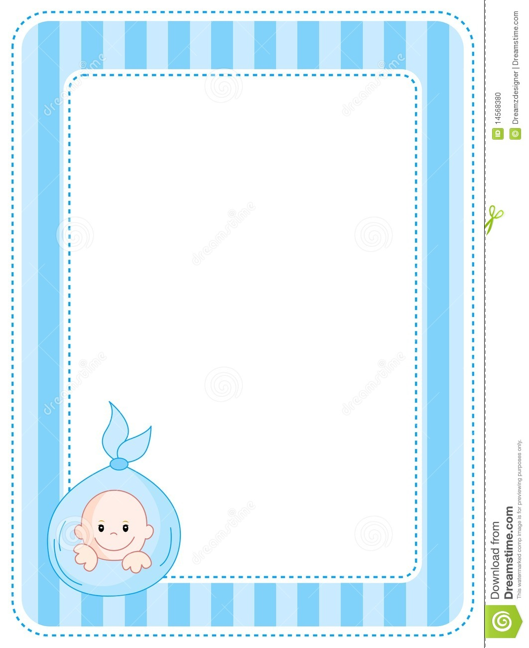 free clip art borders baby theme - photo #42