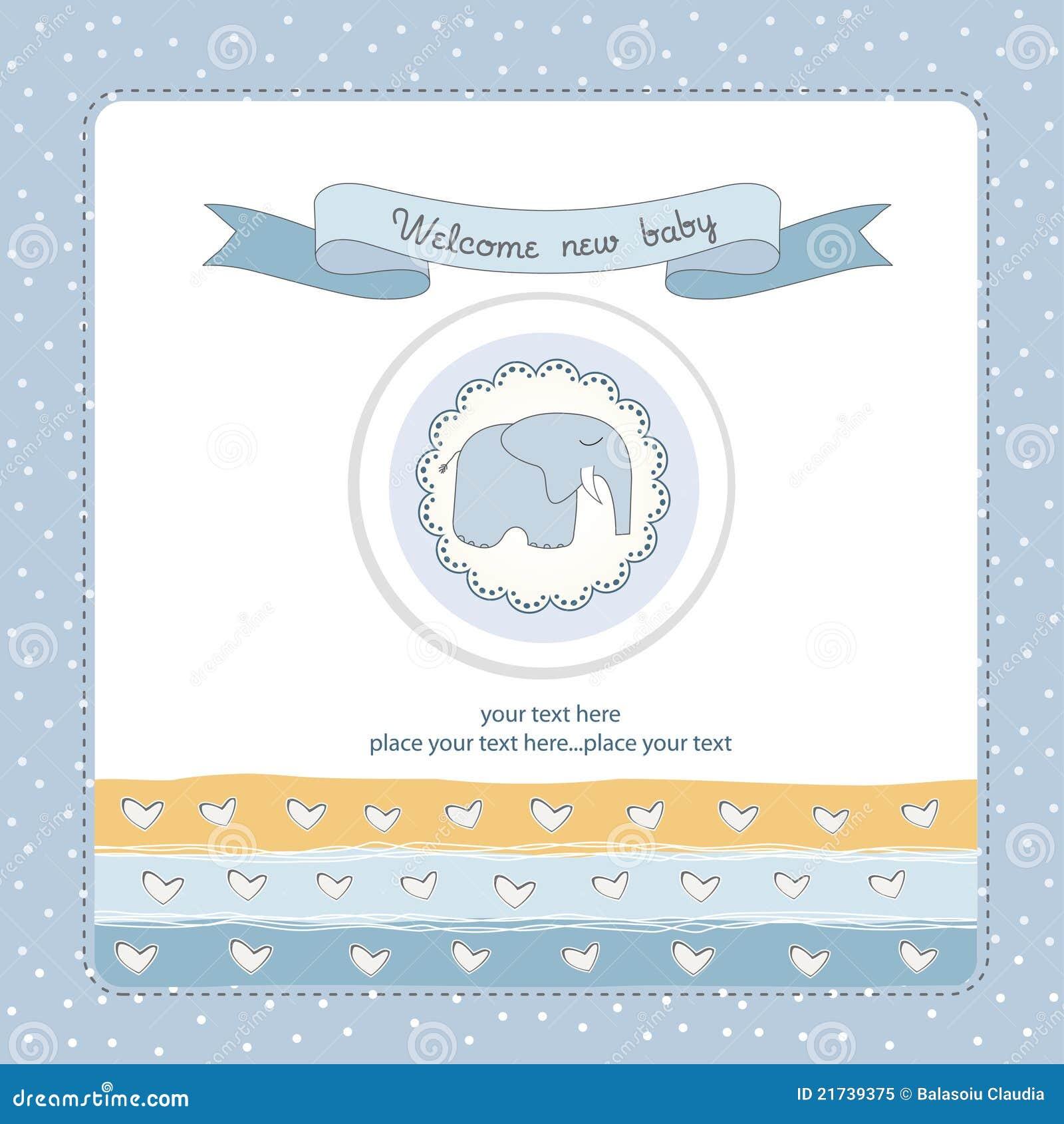 Boy Baptism Invitation for awesome invitations design