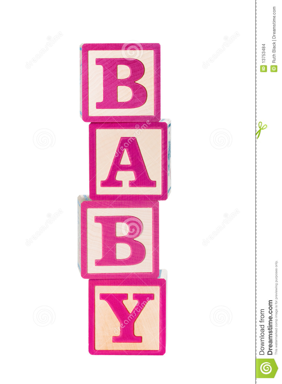 Baby building blocks stock images image 13753484 for Cost of building blocks in jamaica 2017