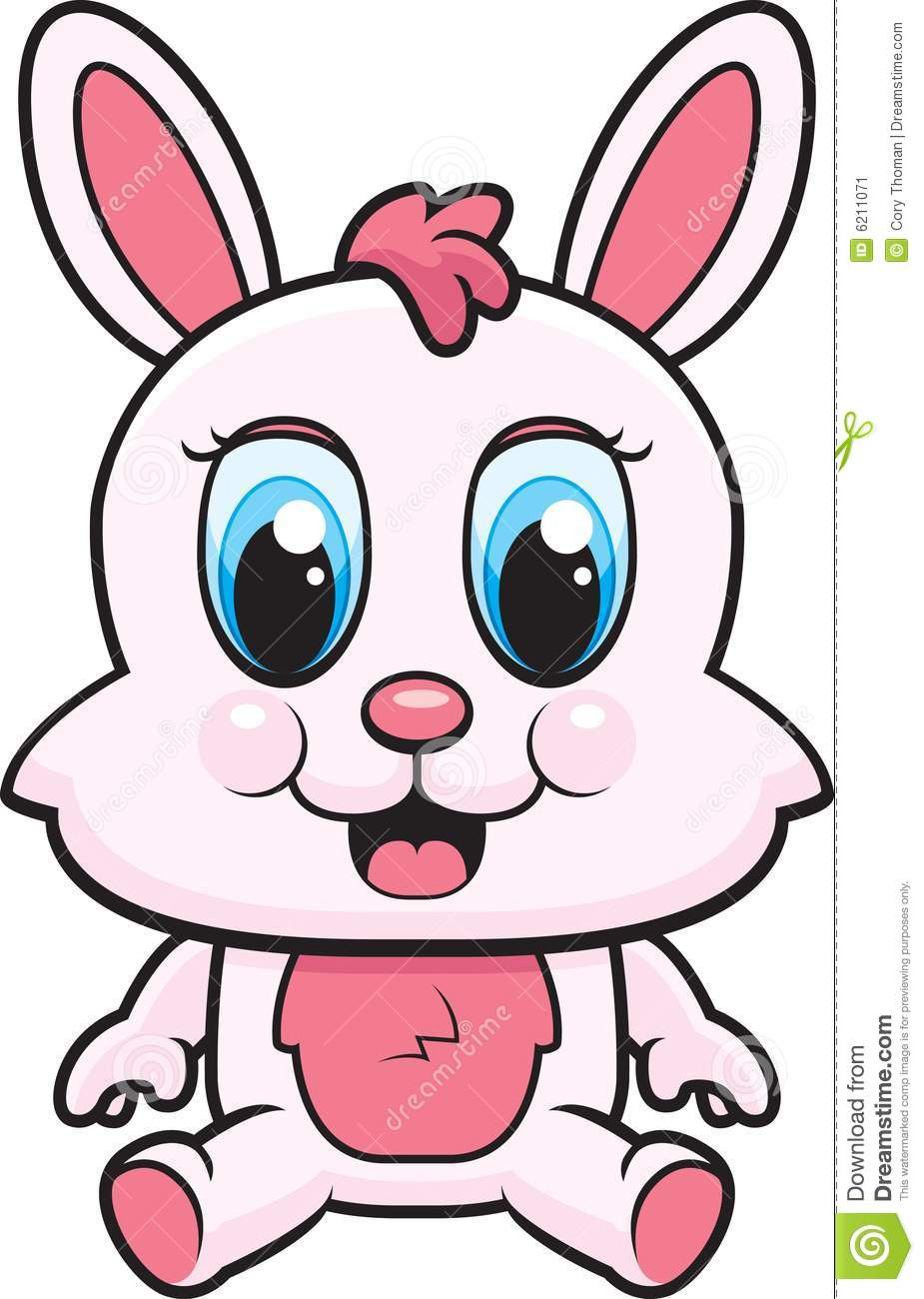 Coloring pages of cute baby bunnies
