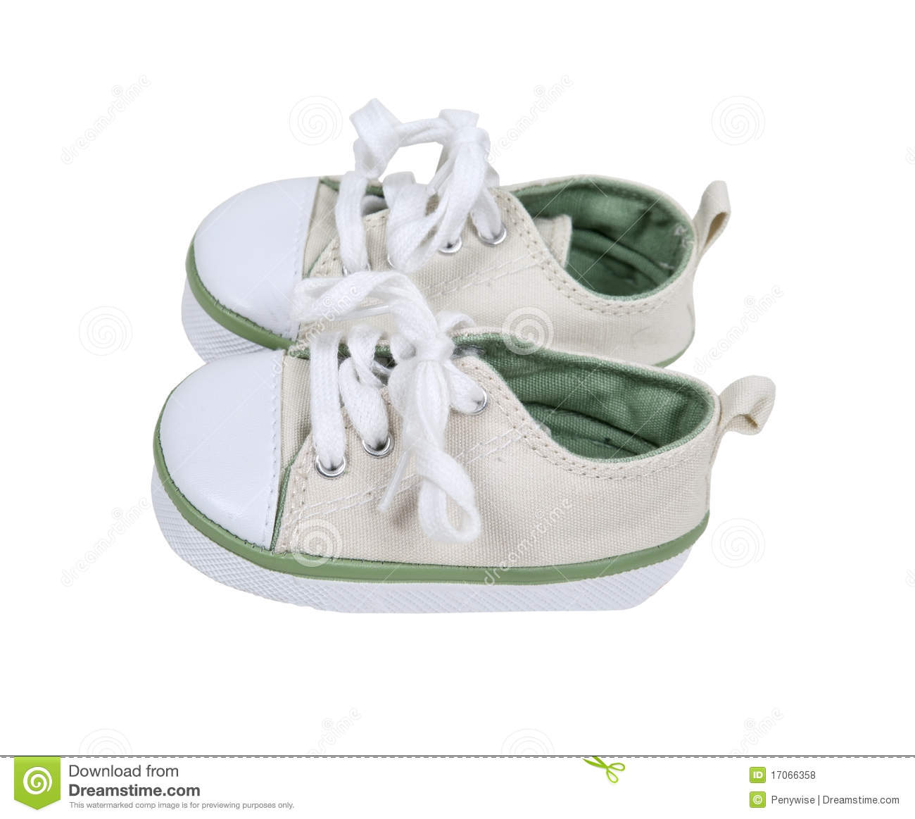 baby canvas shoes royalty free stock photos image 17066358