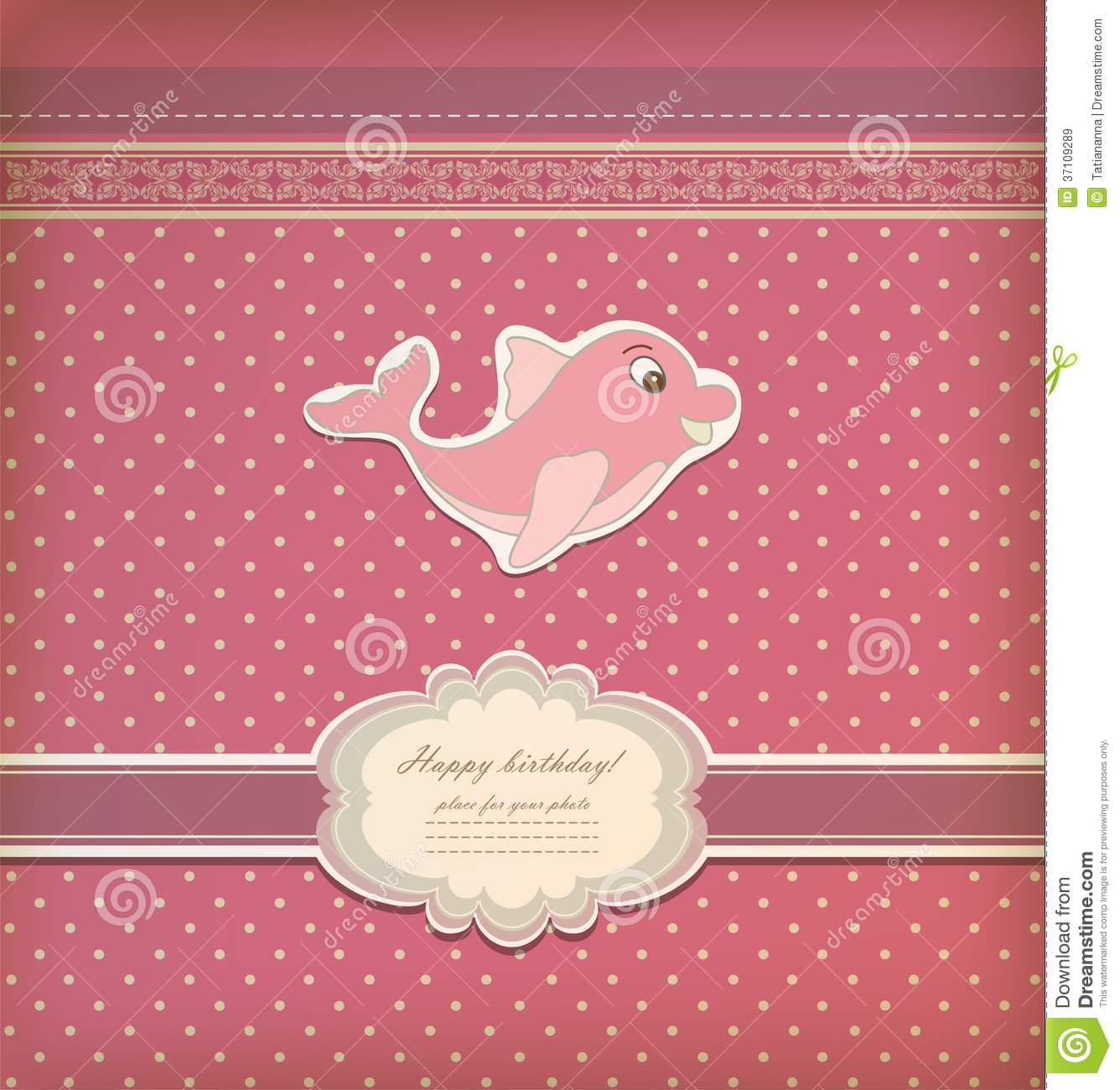 Baby boy arrival card vector by leonart image 600444 vectorstock - Baby Card With Dolphin Toy Vector Wallpaper Gallery Vector Baby Boy Card Royalty Free Stock