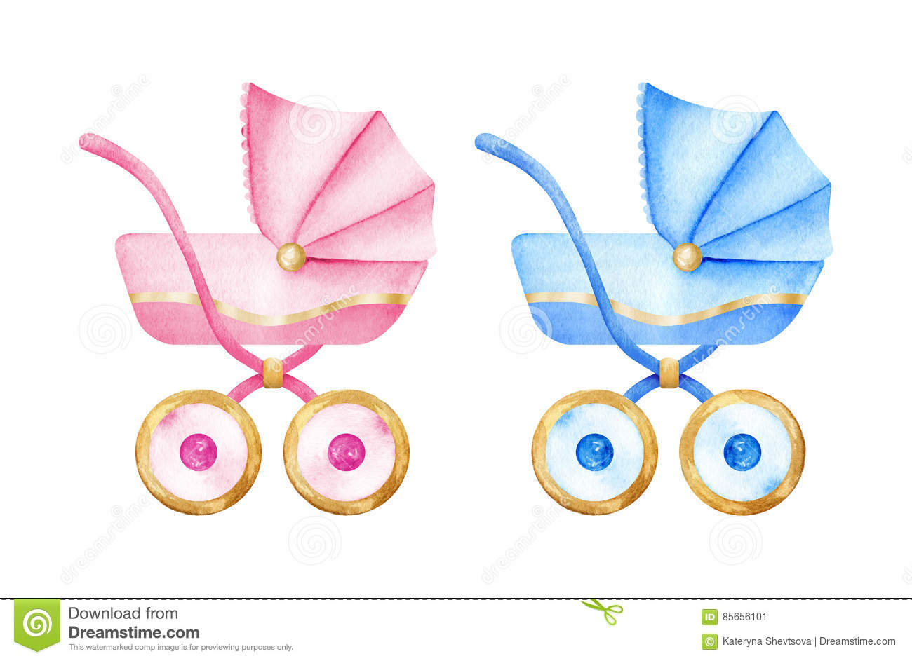 baby carriage boys and girls carriages kids accessories