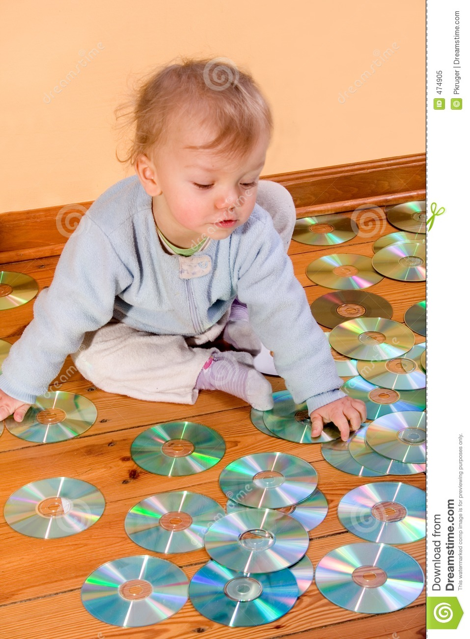Download Baby CD stock image. Image of kids, cadence, childrens - 474905