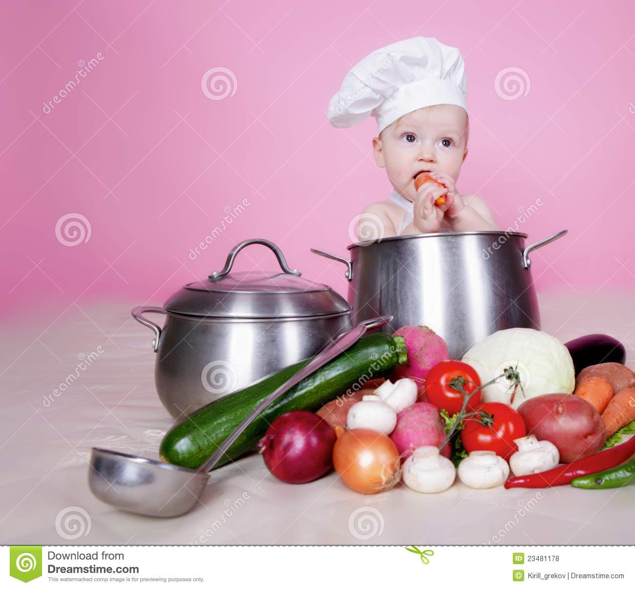 how to cook a baby