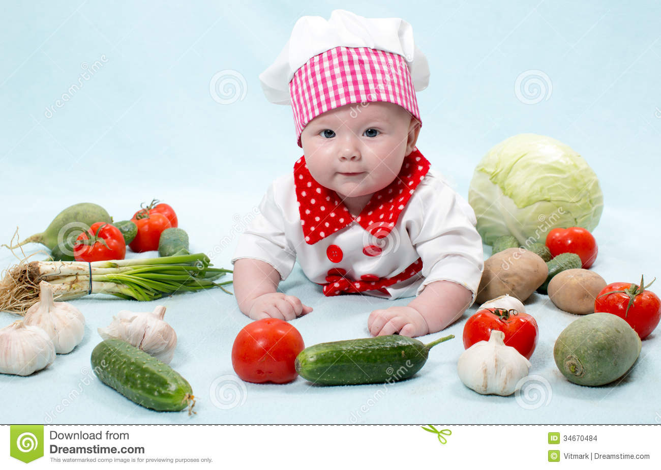 how to soft cook vegetables for baby