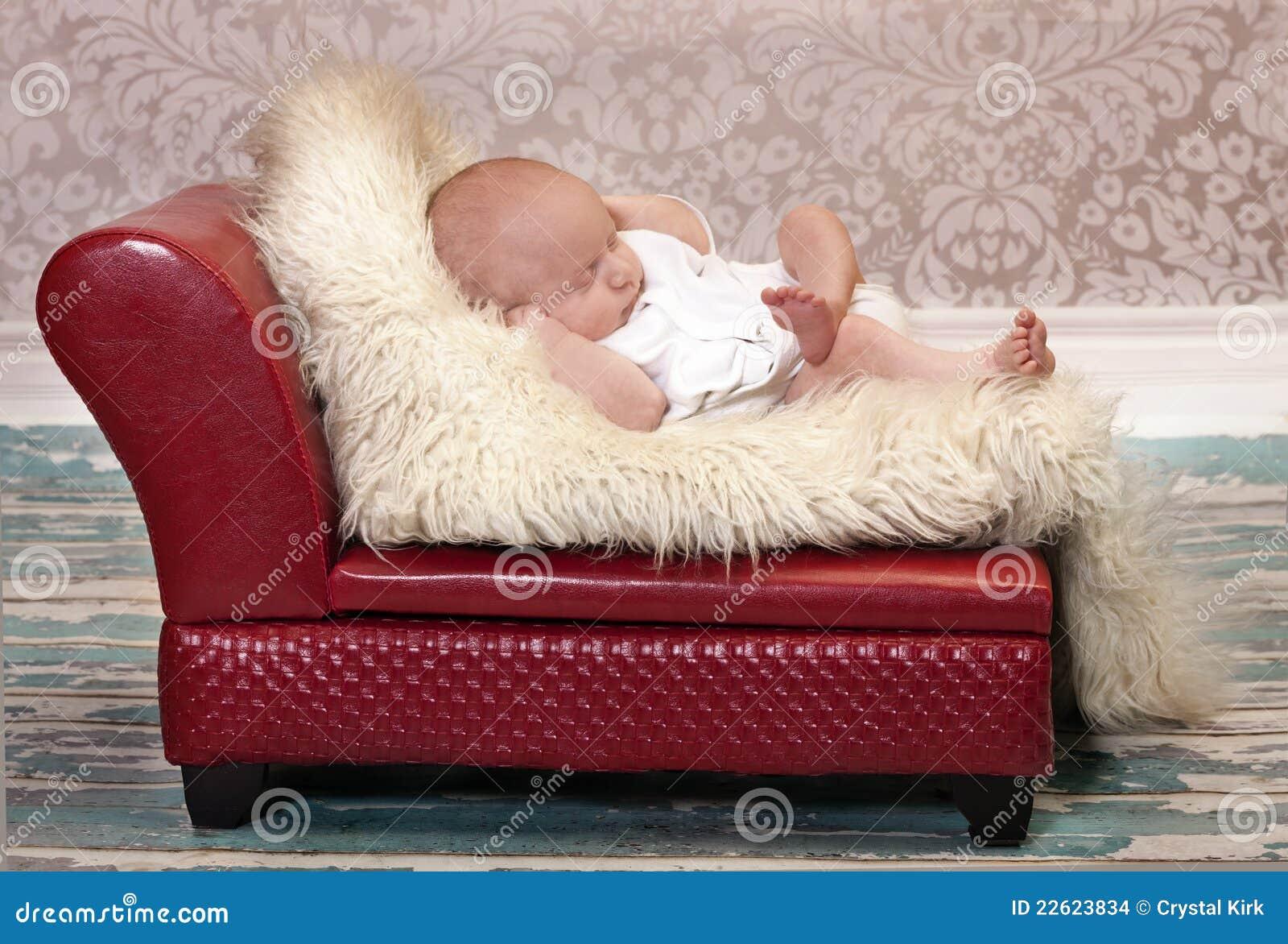 Newborn Photography Props Baby Posing Sofa Studio Photo