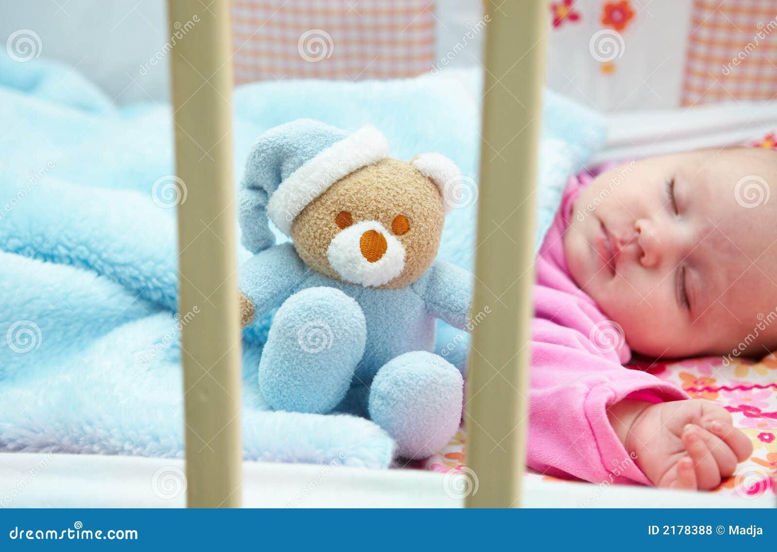 baby in crib royalty free stock photos  image  - baby crib