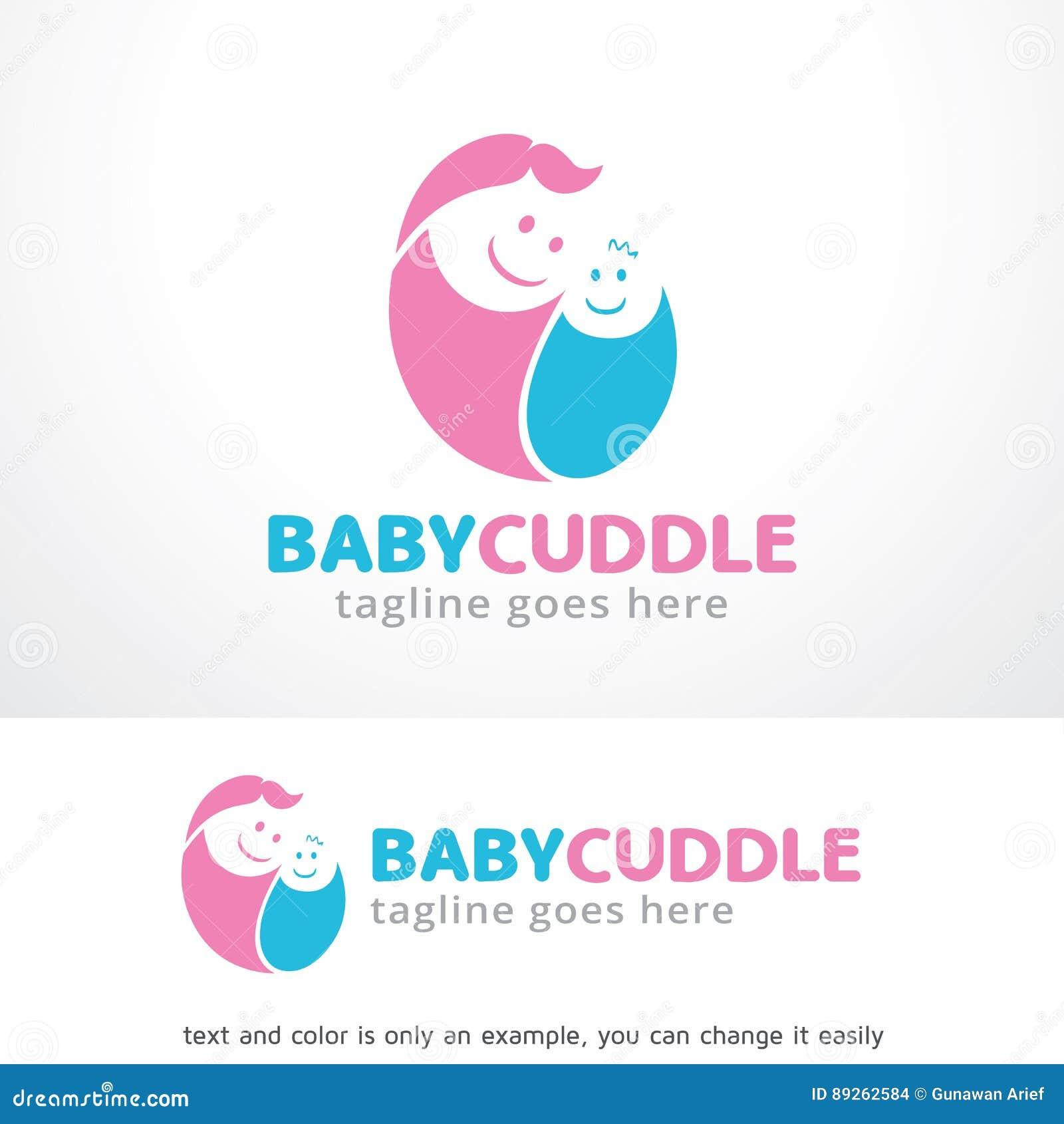 Baby cuddle logo template design vector emblem design concept baby cuddle logo template design vector emblem design concept creative symbol icon biocorpaavc Gallery