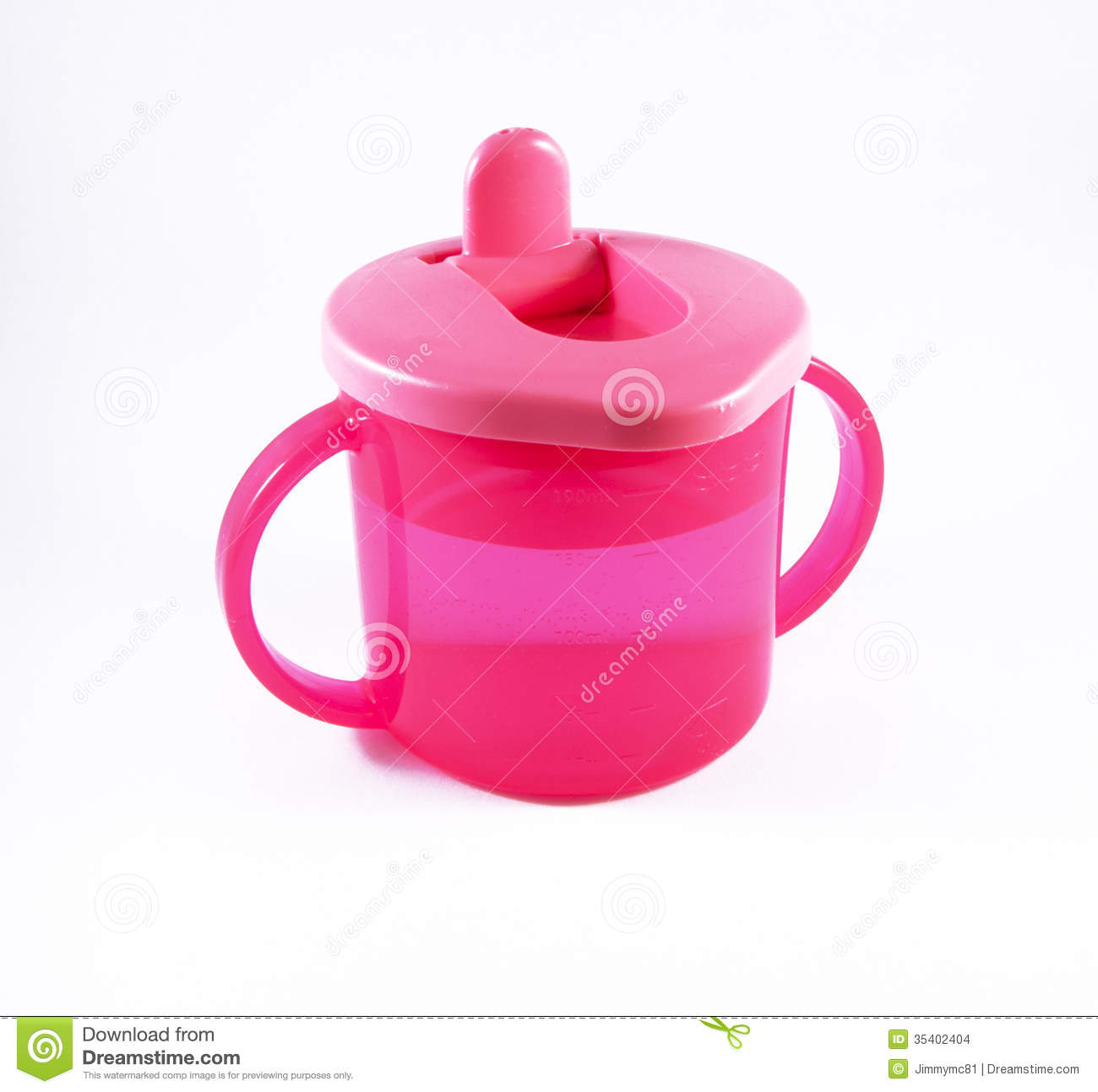 Baby Cup Stock Photo Image Of Handle Drink Container