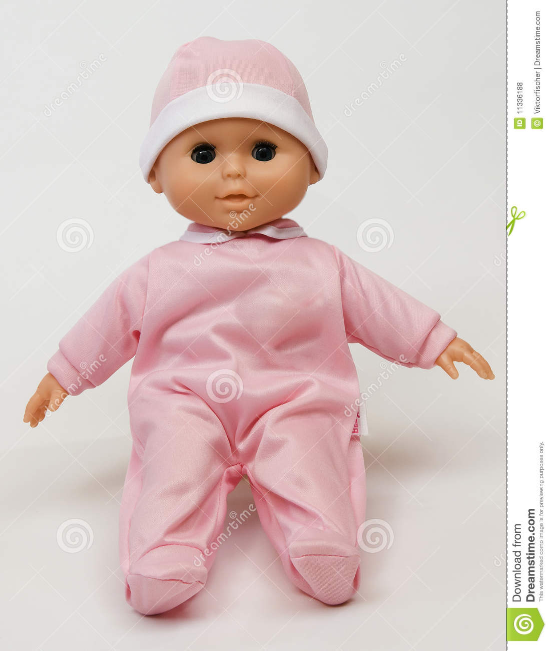 baby doll stock photo. image of pink, doll, baby, little - 11336188