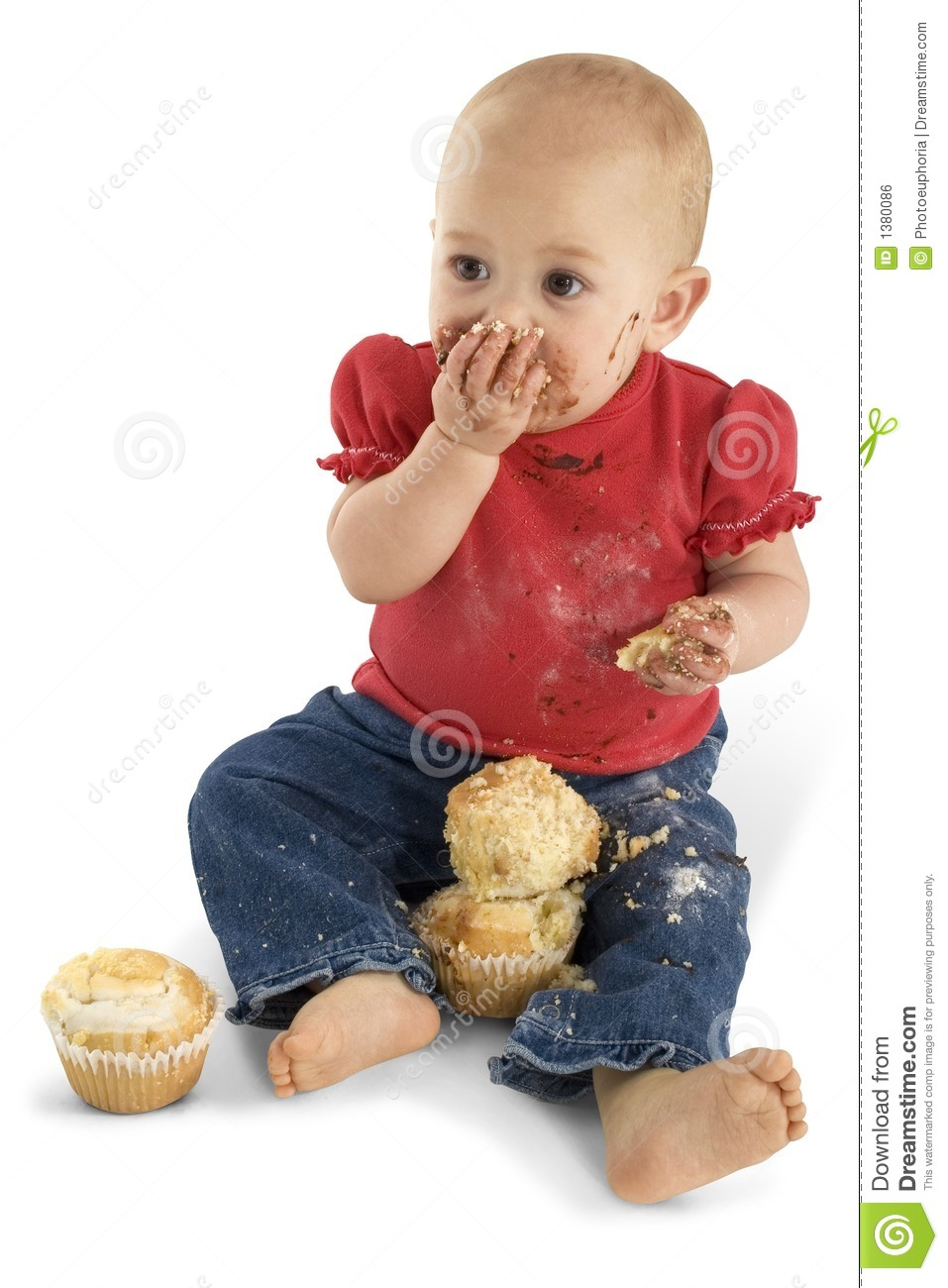 baby eating muffins royalty free stock image image 1380086 bridge clip art free images bride and groom clipart free download