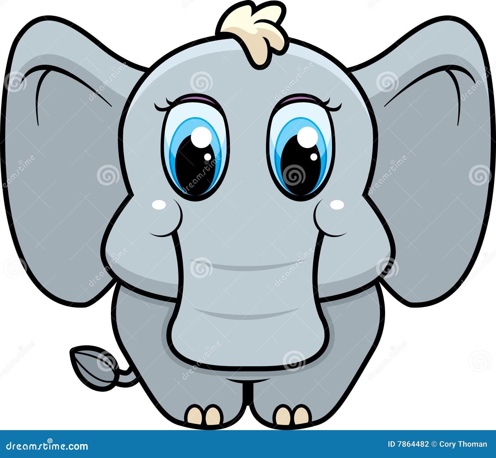 Baby Elephant Stock Photography - Image: 7864482