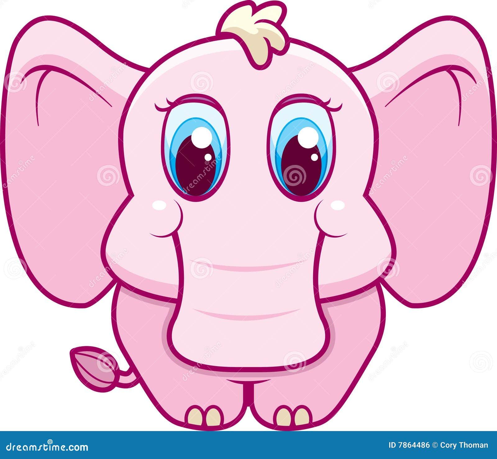 Dumbo The Elephant Disney Cartoon Wallpaper Border  White