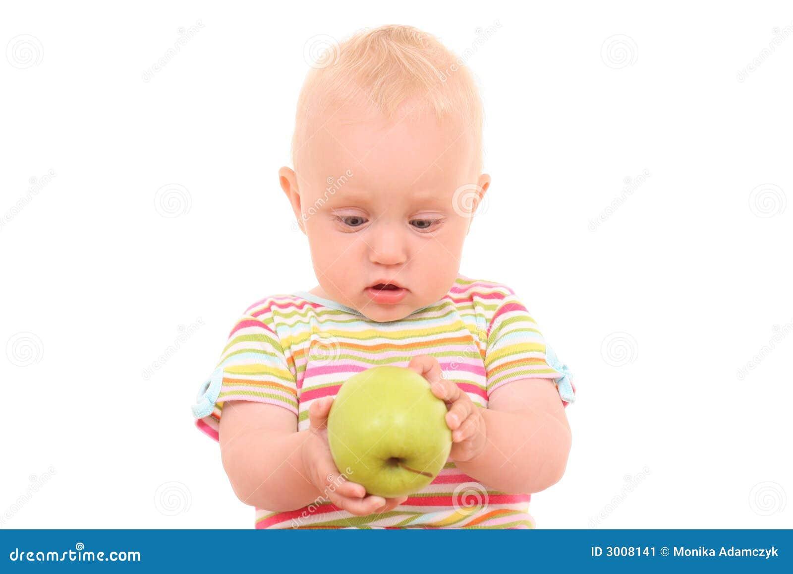Baby en appel