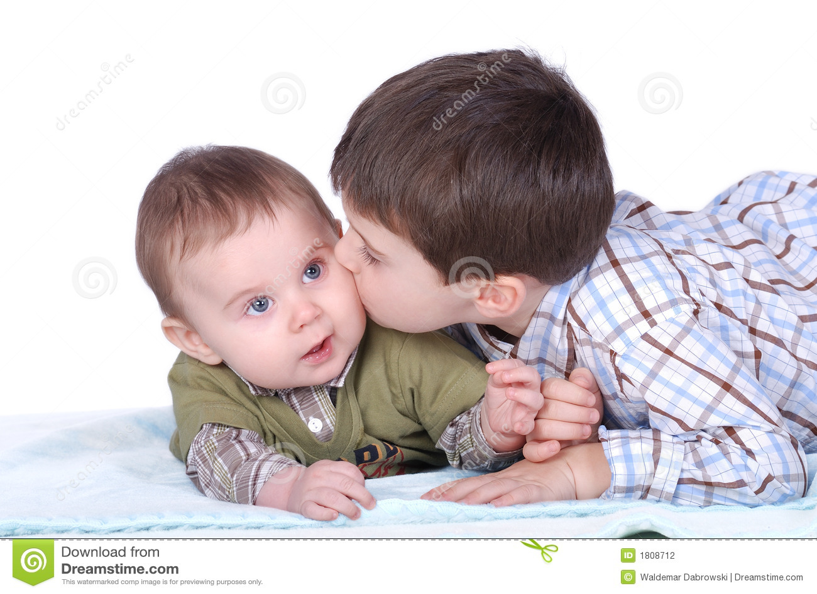 Baby en jongen stock foto afbeelding bestaande uit schreeuw 1808712 - Foto baby jongen ...