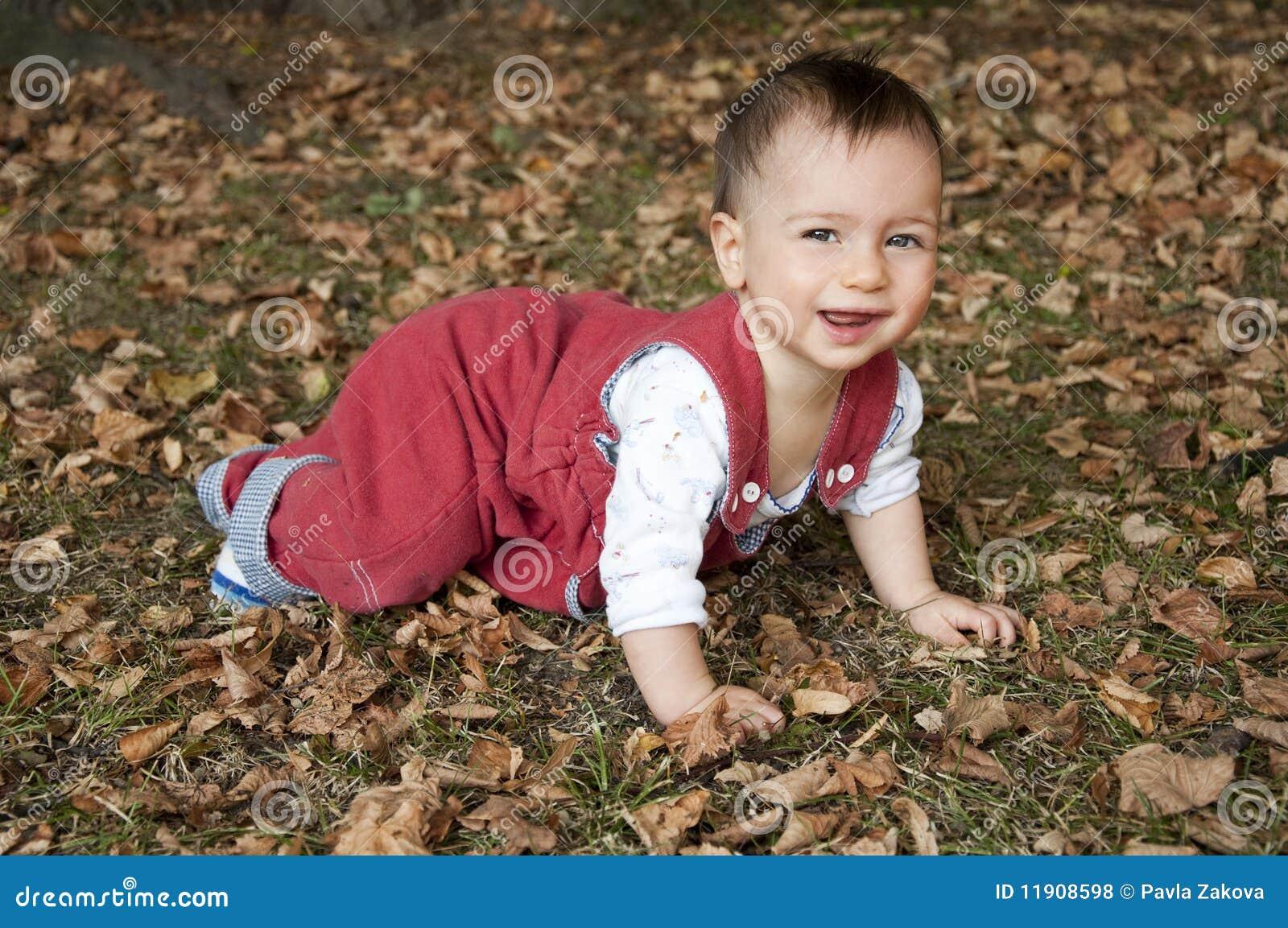 Baby Exploring Royalty Free Stock Photos Image 11908598