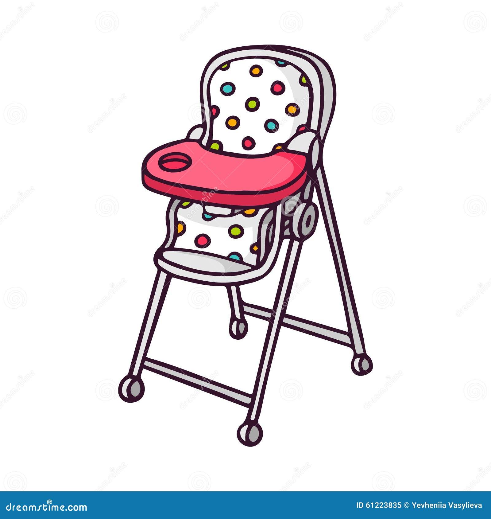 Kitchen Baby High Chair