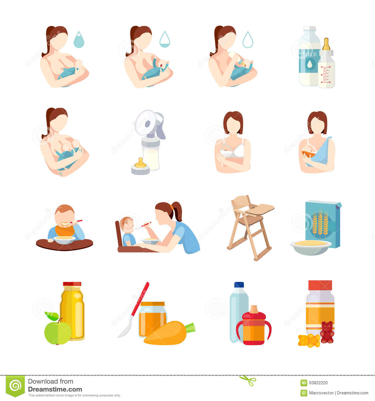 breastfeeding and formula feeding Combining breast milk and formula combination feeding baby (physically mixing breast milk and formula in one bottle, is discussed lower on page.