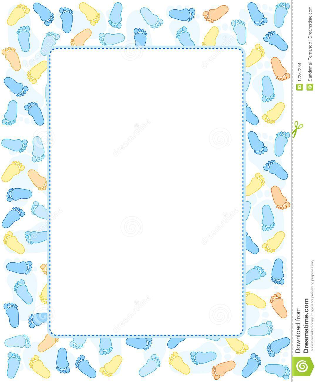 baby footprint stock images image 17257284 baby footprint clipart border free baby footprints clipart png