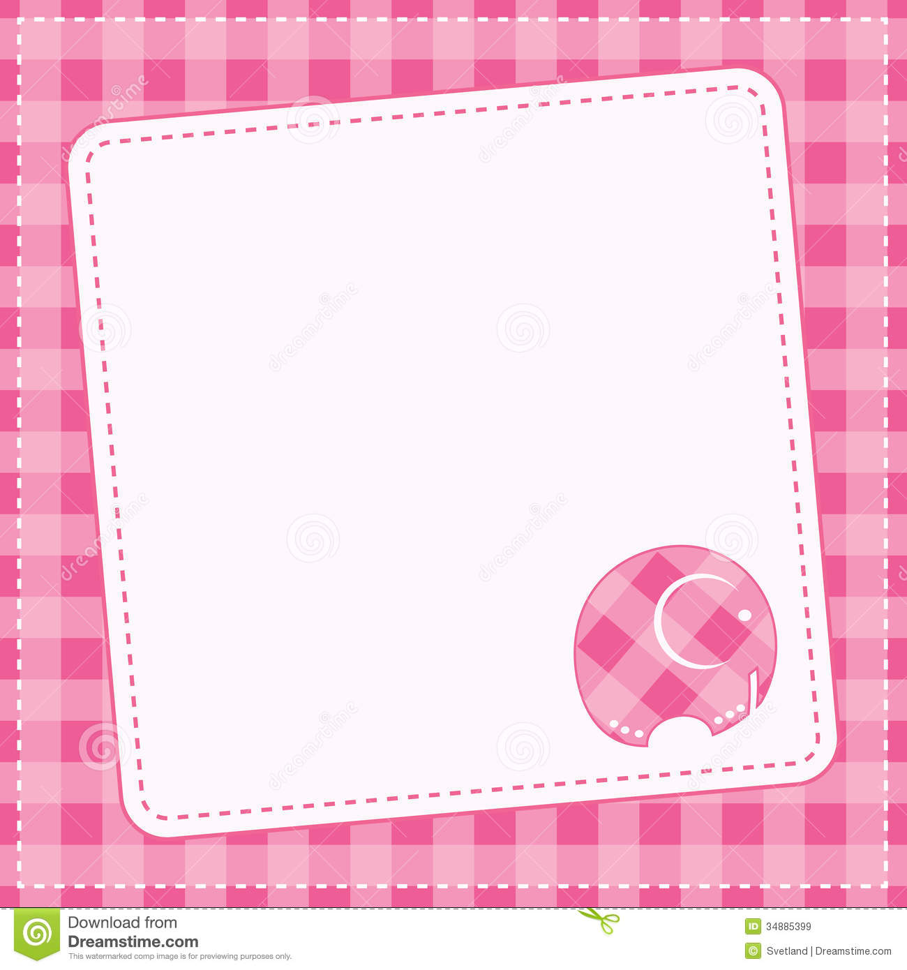 Baby Shower Thank You Clipart