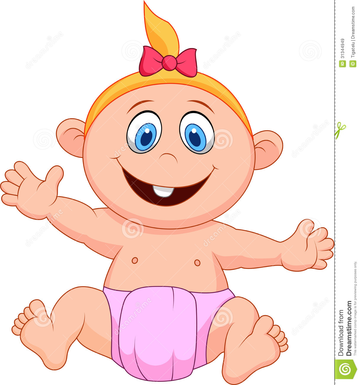 Photo about Twin Baby Boy And Girl With Pacifiers and Toys. Illustration of cheerful, people, illustration - Find this Pin and more on Рисунки by Неля. Baby Cartoon Vectores en stock y Arte vectorial.