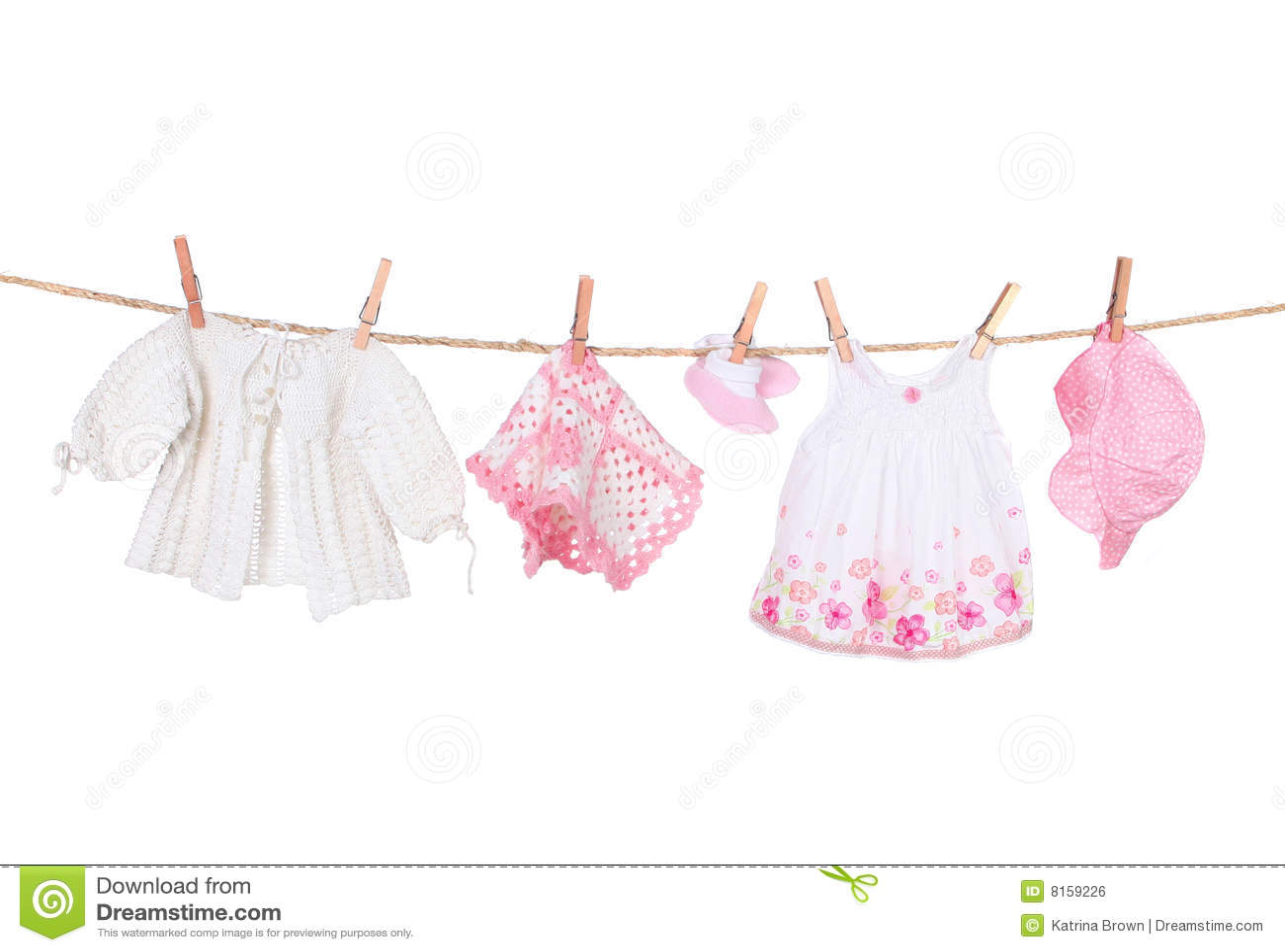 Baby Girl Clothing Line