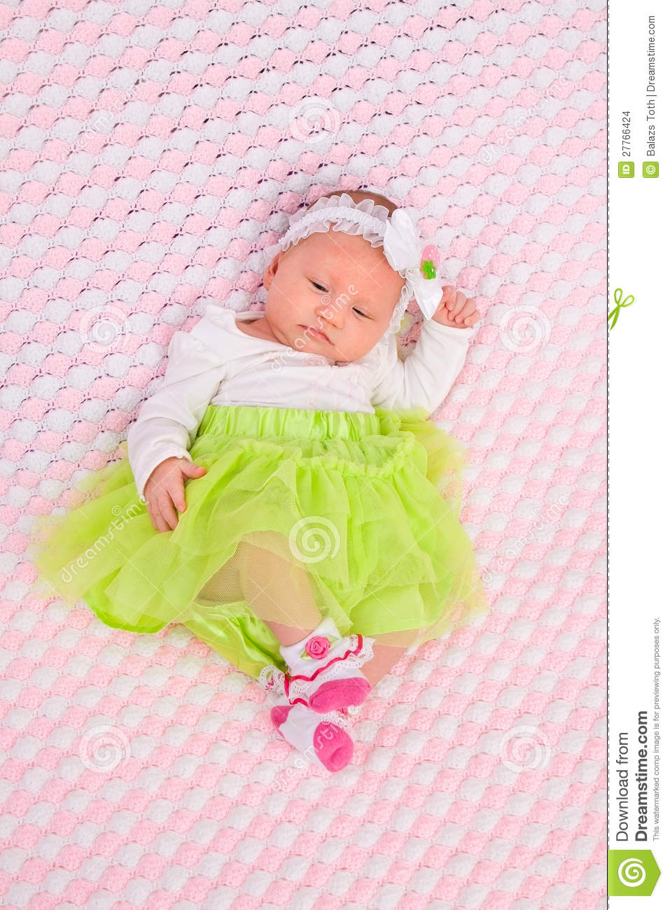 Dreaming Of Pink Baby Clothes