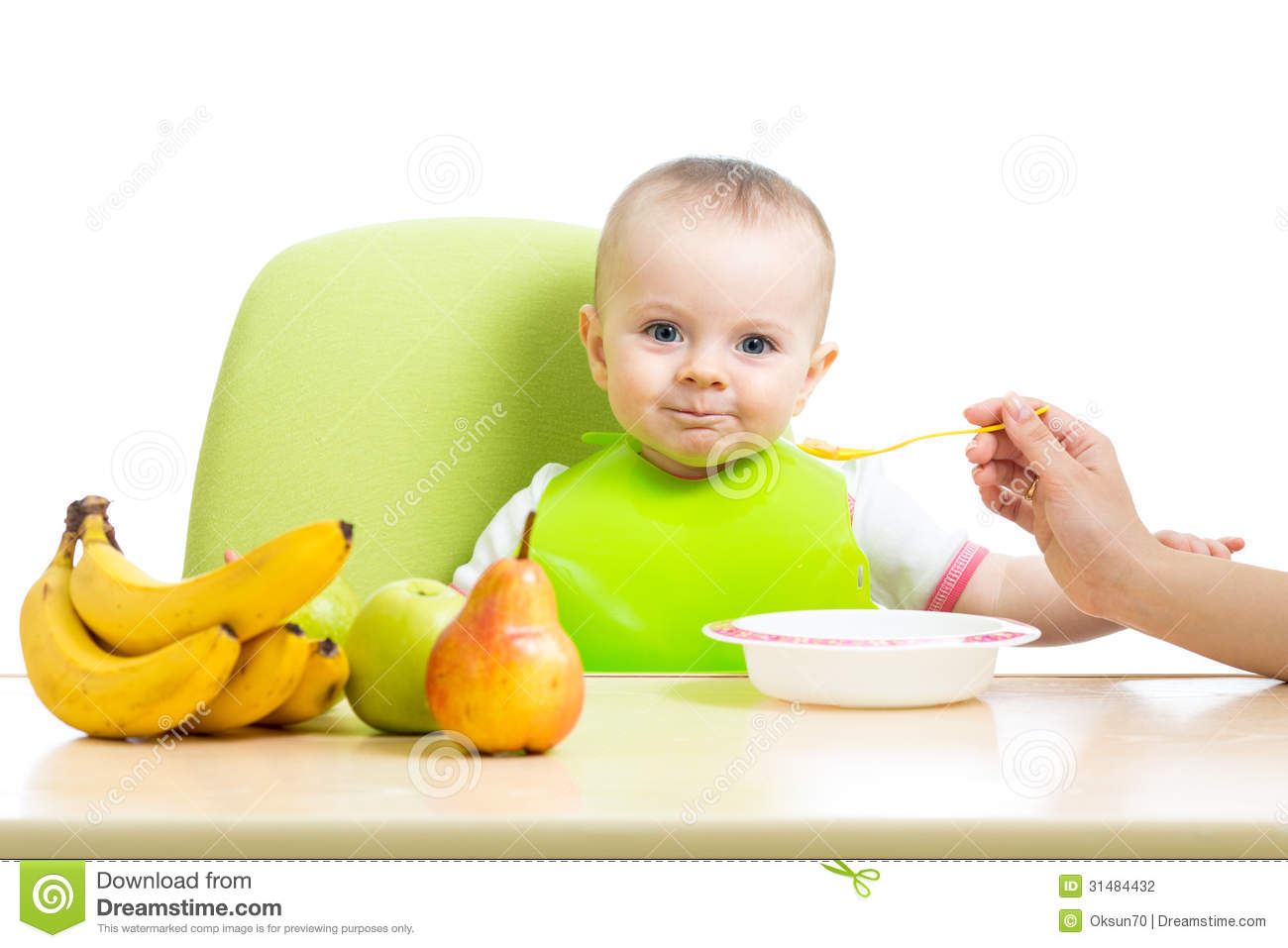 best first food for babies essay