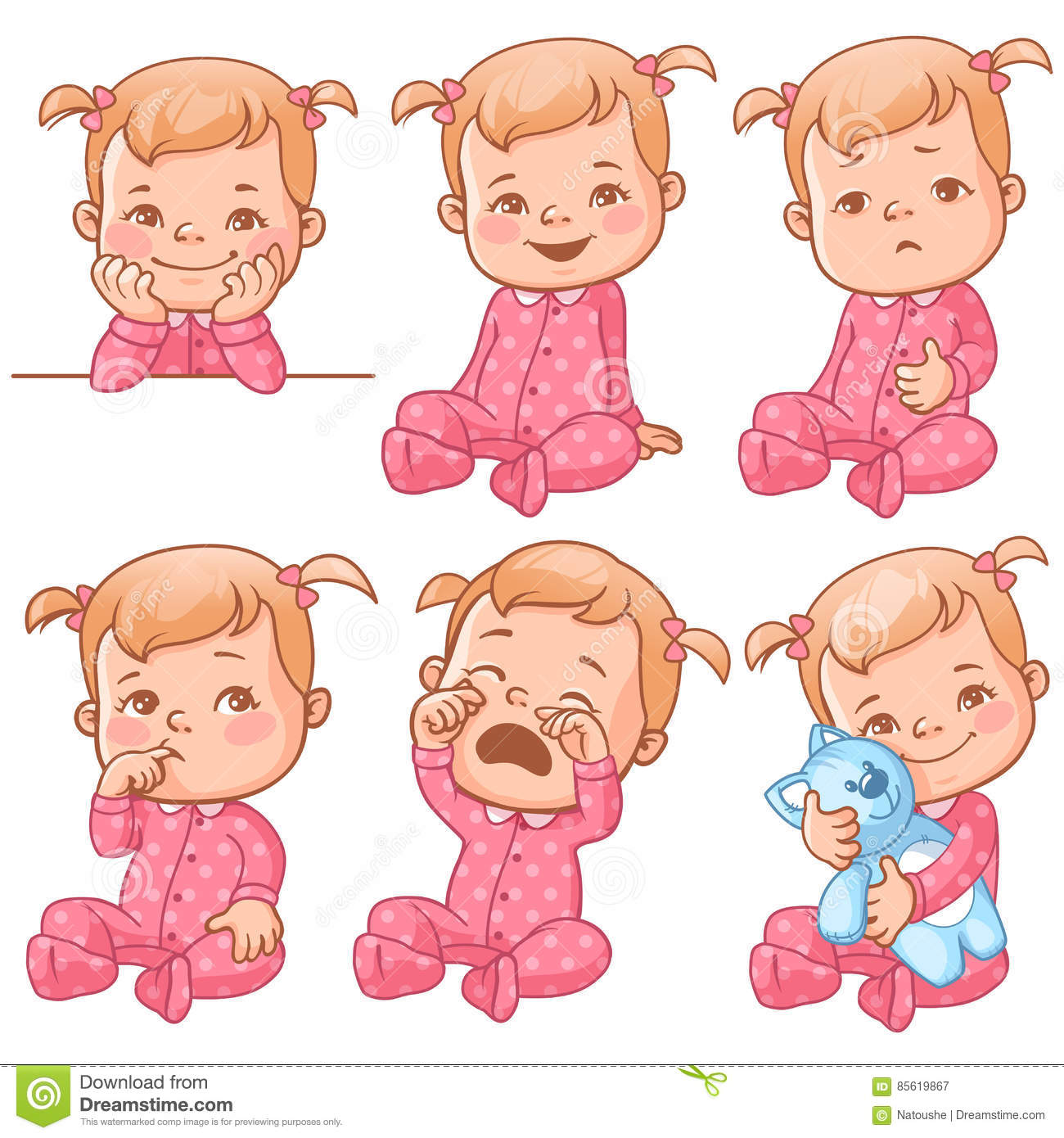 infant emotional expression Come, an emotional state of anger results, and the infant is motivated to try to remove the obstacle (eg, the second infant has an angry facial expression and pushes her.