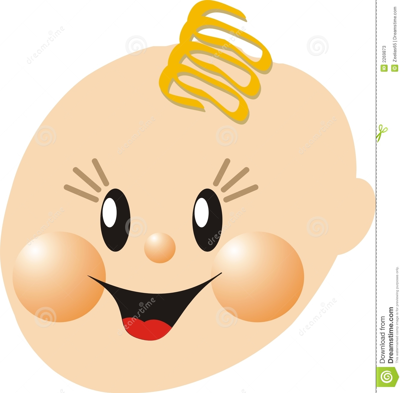 baby cartoon face stock illustrations 26 329 baby cartoon face rh dreamstime com cartoon baby faces with pacifier cartoon baby face drawing