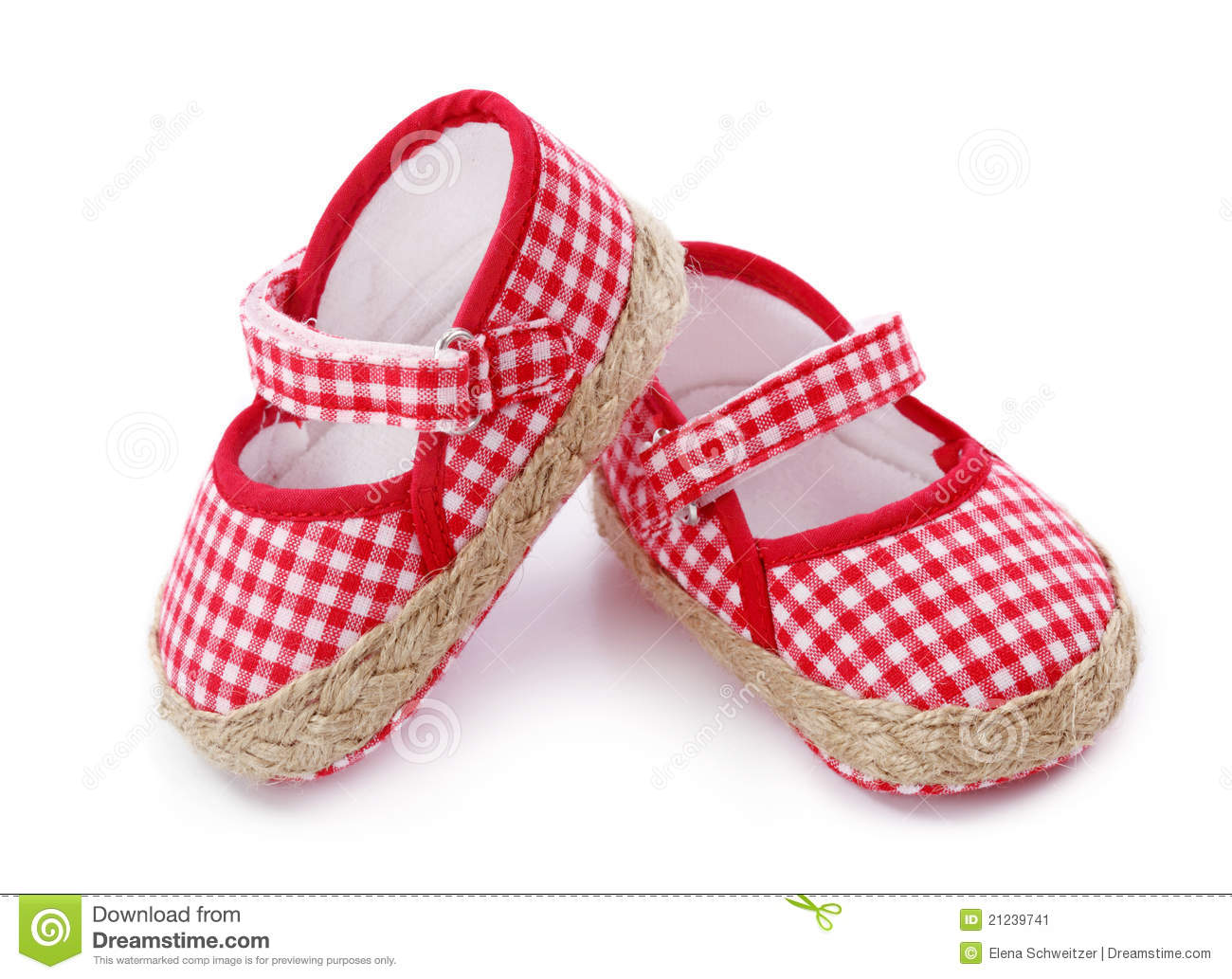 Baby Girl Shoes Stock Image - Image: 21239741