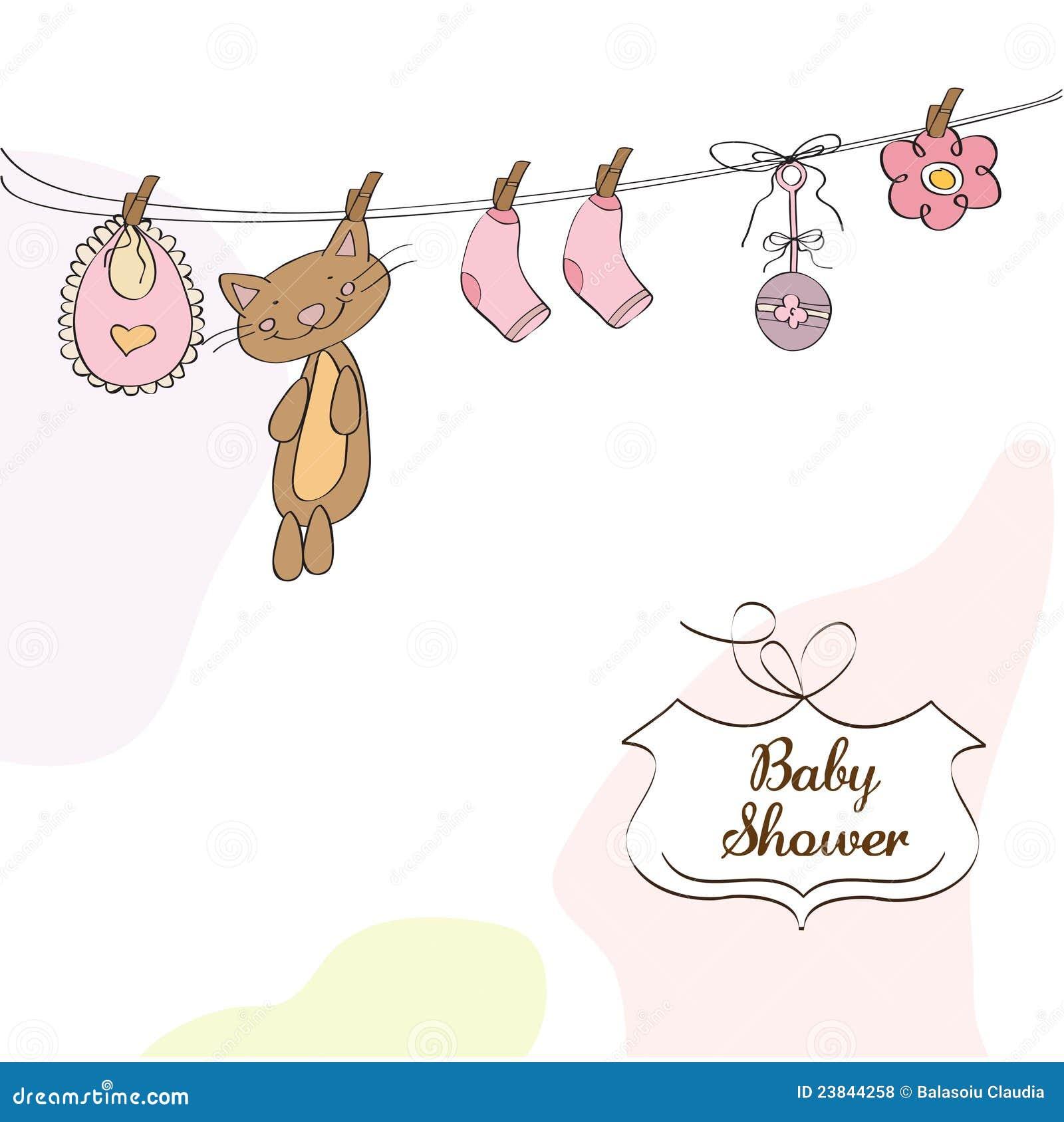 Baby Shower Invitations For Girls Templates Baby girl shower ...