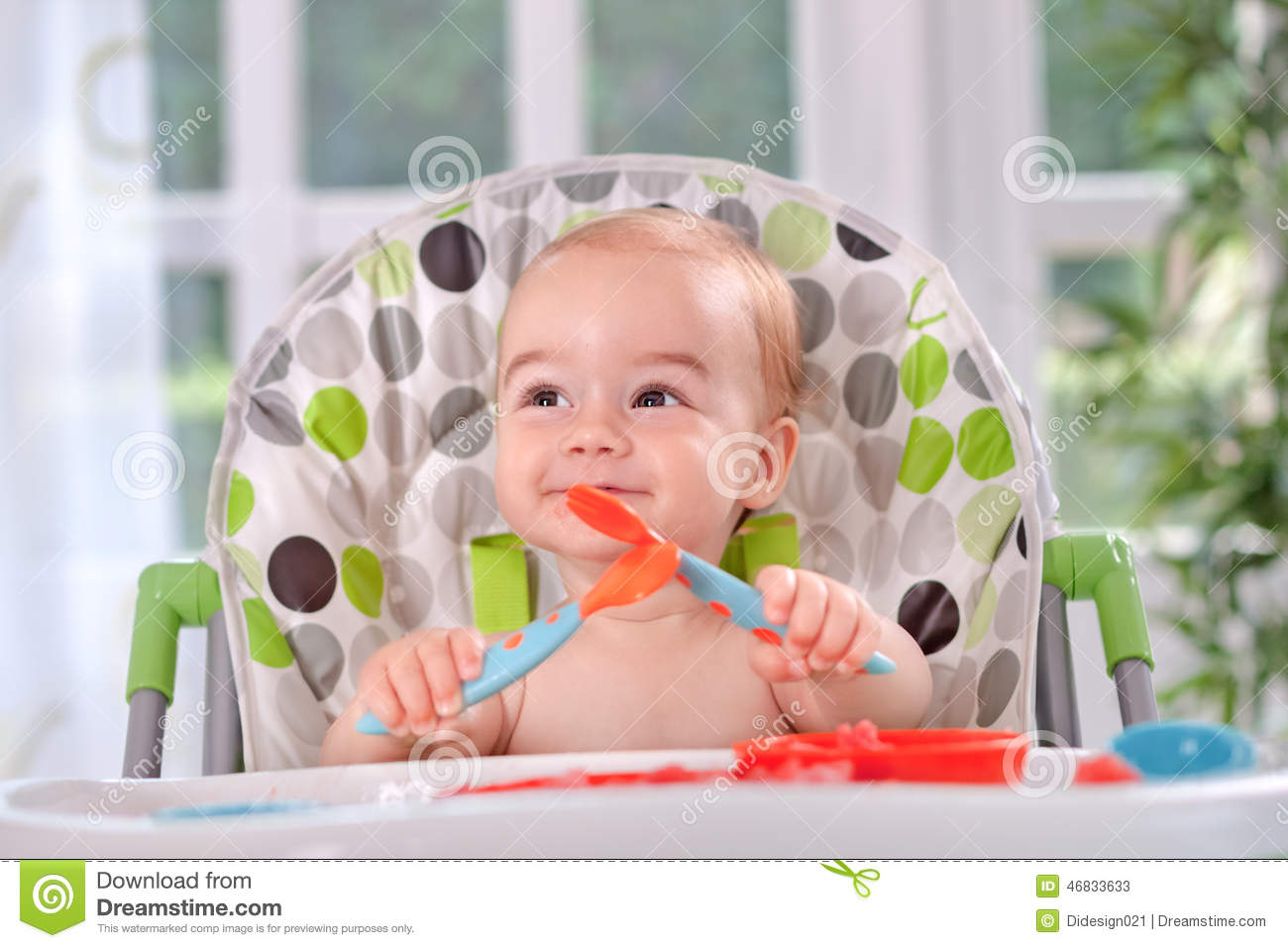 [Image: baby-holding-itself-spoon-fork-beautiful-46833633.jpg]