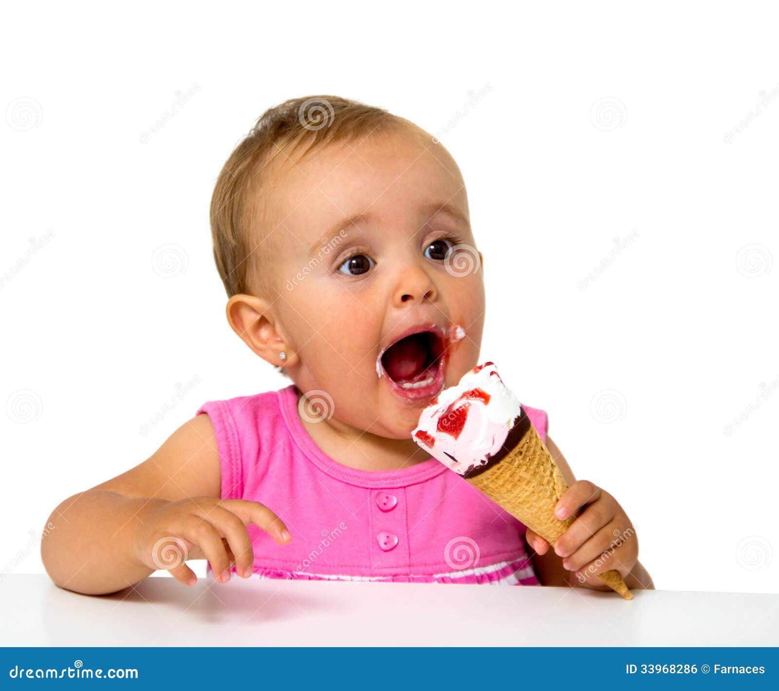 Baby icecream