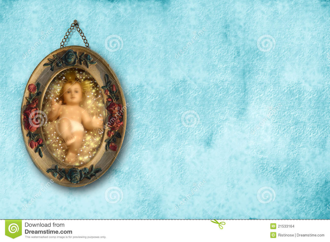 baby jesus christmas background stock images image 21533164
