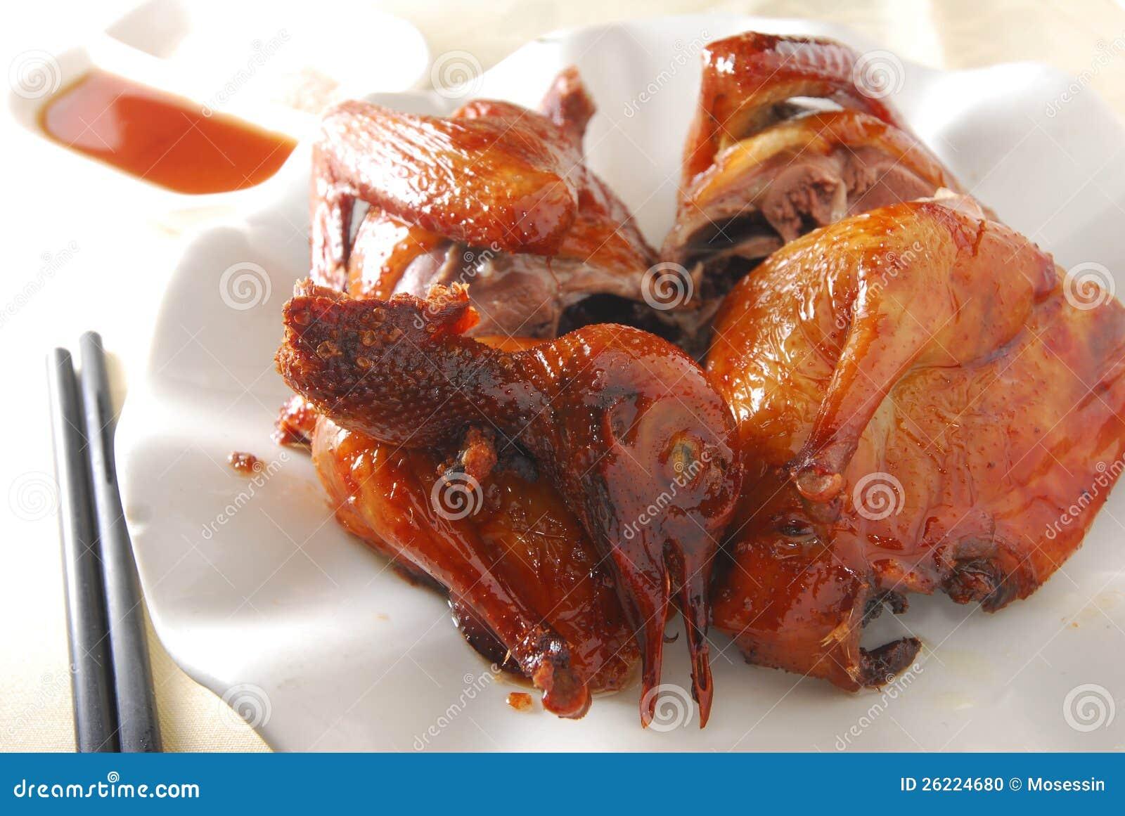 Baby pigeon stock photo. Image of chinese, baby, dish ...
