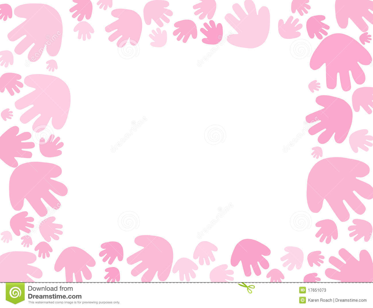 light pink pedicure with design