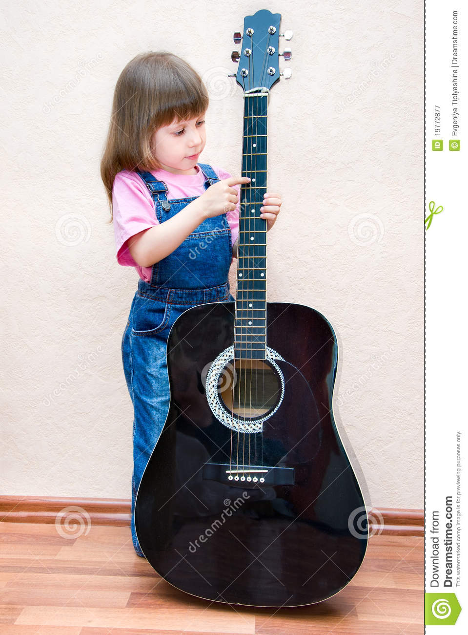 Tune Up Prices >> Baby Play On Guitar Royalty Free Stock Photography - Image: 19772877